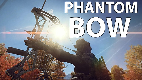 Battlefield 4 Phantom Bow